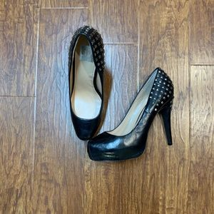 Dolce Vita Shoes - Dolce Vita DV black pumps with pyramid studs 7.5